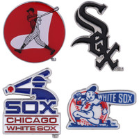 Chicago White Sox Cooperstown Collection Pin Set