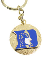 Duke Basketball Key Chain