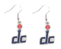 Washington Wizards Earrings.