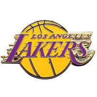 Los Angeles Lakers Logo Pin