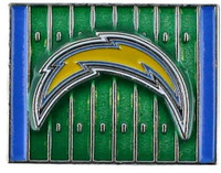 Los Angeles Chargers Yardage Pin