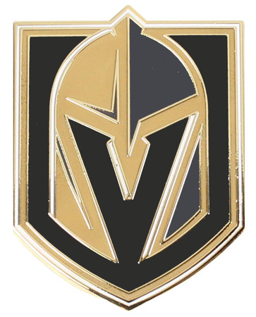Vegas Golden Knights Logo Pin