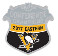 Pittsburgh Penguins 2017 Eastern Conference Champs Pin