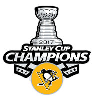 Pittsburgh Penguins 2017 Stanley Cup Champs Trophy Pin