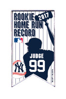 Aaron Judge Rookie Home Run Record Holder Pin