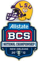 LSU Tigers 2012 Allstate BCS Pin
