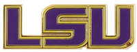 LSU Logo Pin