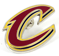 "Cleveland Cavaliers ""C"" Logo Pin"