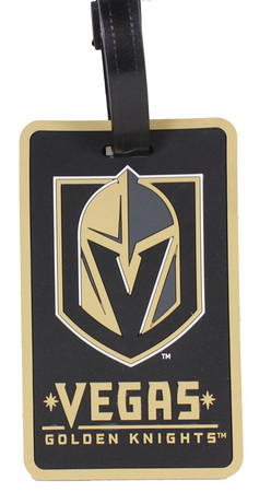 Vegas Golden Knights Luggage Tag
