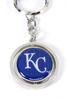 Kansas City Royals Rotating Key Chain