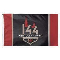 2018 Kentucky Derby 144 Flag - 3'x5'
