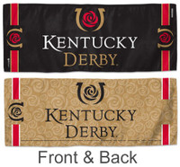 "2018 Kentucky Derby 144 Cooling Towel - 12""x 30"""