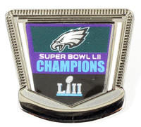 Philadelphia Eagles Super Bowl LII (52) Champs Pin