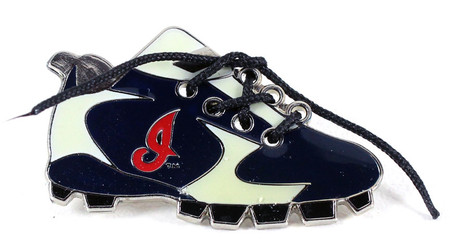 Cleveland Indians Cleat Pin w/ Laces