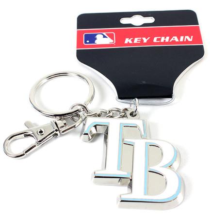Tampa Bay Rays Key Chain