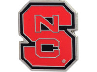 North Carolina State Wolfpack Logo Pin