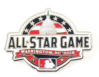 2018 MLB All-Star Game Logo Pin