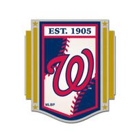 Washington Nationals Banner Pin