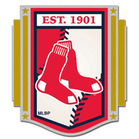 Boston Red Sox Established 1901 Pin