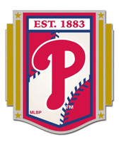 Philadelphia Phillies Established 1883 Pin