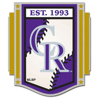 Colorado Rockies Established 1993 Pin