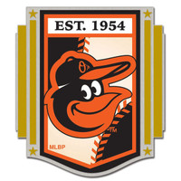 Baltimore Orioles Established 1954 Pin