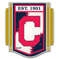 Cleveland Indians Established 1901 Pin