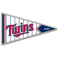 Minnesota Twins Pennant Pin