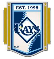 Tampa Bay Rays Established 1998 Pin