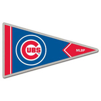 Chicago Cubs Pennant Pin