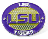 LSU Tigers Oval Pin