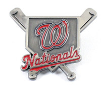 Washington Nationals Crossed Bats Pin