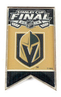 Vegas Golden Knights 2018 Stanley Cup Pin