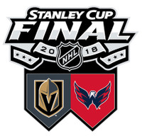 2018 Stanley Cup Finals Head To Head Pin - Knights vs. Capitals