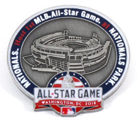 2018 MLB All-Star Game Nationals Park Commemorative Pin - Limited 2,018