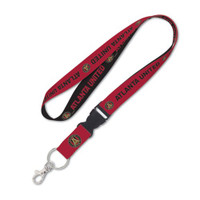 Atlanta FC Detachable Reversible Lanyard