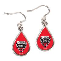 D.C. United Logo Earrings