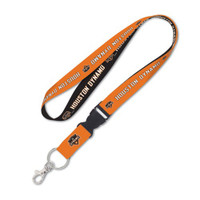 Houston Dynamo Detachable Reversible Lanyard