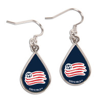 New England Revolution Earrings