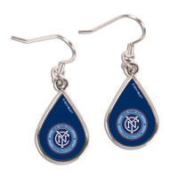 New York City FC Earrings