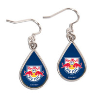 New York Red Bull Earrings