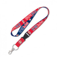 New York Red Bull Detachable Reversible Lanyard