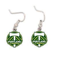 Portland Timbers Earrings