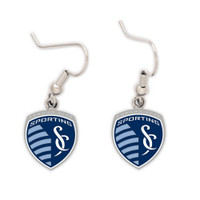 Sporting Kansas City FC Earrings