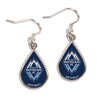 Vancouver Whitecaps Earrings