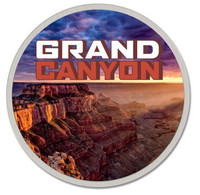 The Grand Canyon Lapel Pin