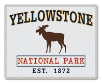 Yellowstone National Park Lapel Pin