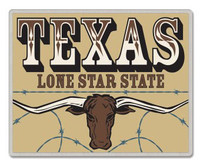 Texas Pin - The Lone Star State
