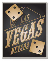 Las Vegas Nevada Dice Pin