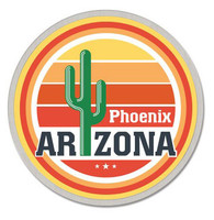 Phoenix Arizona Lapel Pin